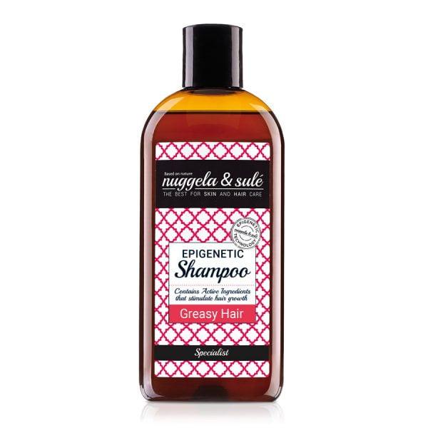 nuggela & sule šampon za masnu kosu