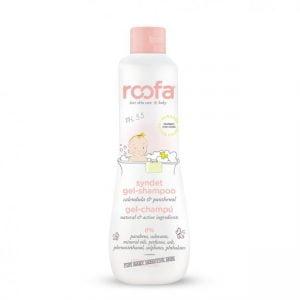 Roofa gel šampon za novorođenčad