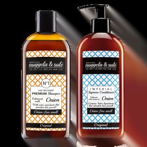 Nuggela & Sulé - Paket šampon i regenerator